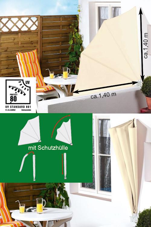 balkon sichtschutz f cher balkonf cher sonnenblende. Black Bedroom Furniture Sets. Home Design Ideas