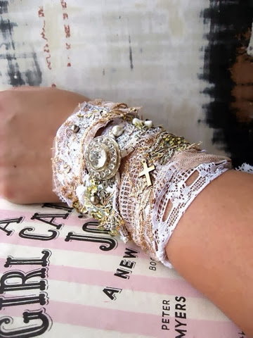 armparty accumulation bracelets