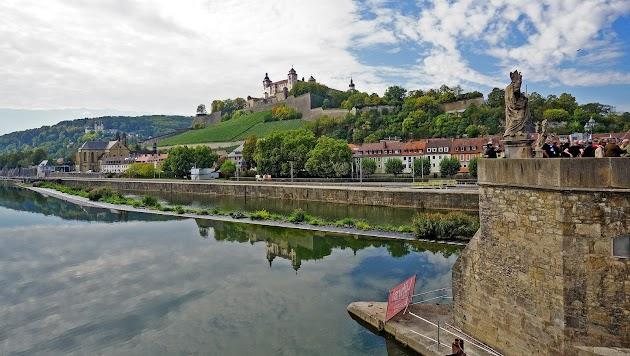 Von Rhein Main nach München