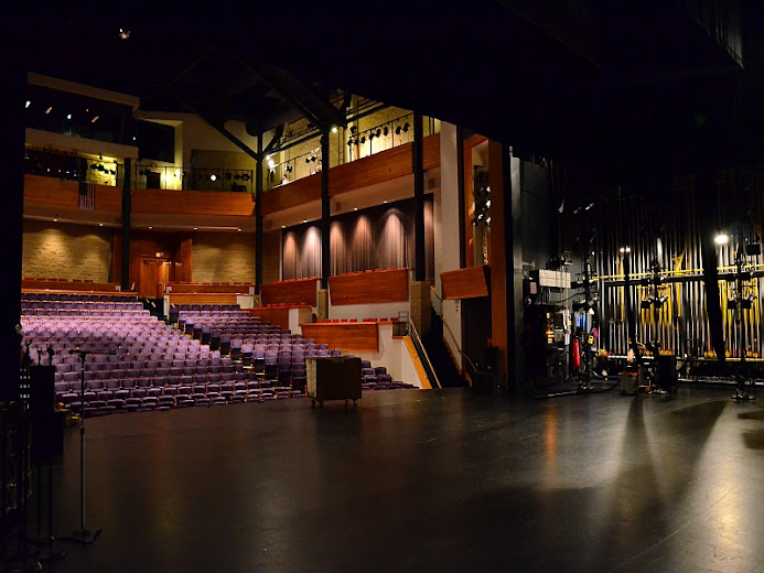 The Amaturo Theater at the Broward Center