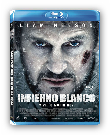 Infierno blanco [BDRip 1080p][Espa�ol AC3][Drama][2011]