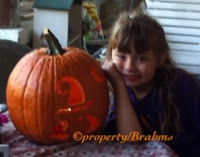 pumpkin carving 9