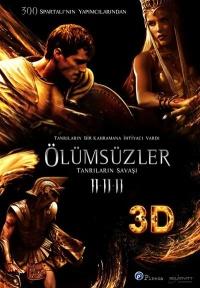 Ölümsüzler: Tanrıların Savaşı   Immortals (2011)