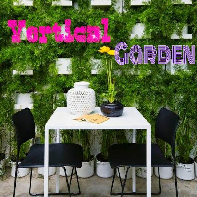 Vertical Garden, Tips Hijau Yang Ramah Lingkungan