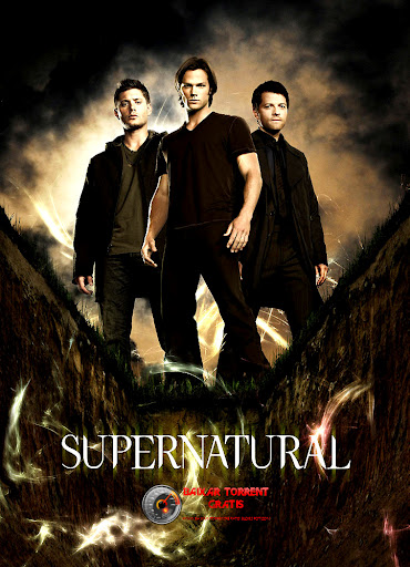 Supernatural Temporadas Dubladas  Torrent Download