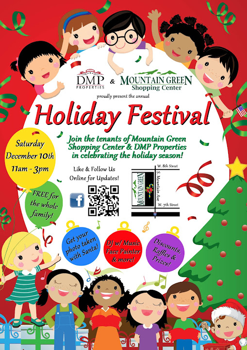 Mountain Green Shopping Center's Annual Holiday Event