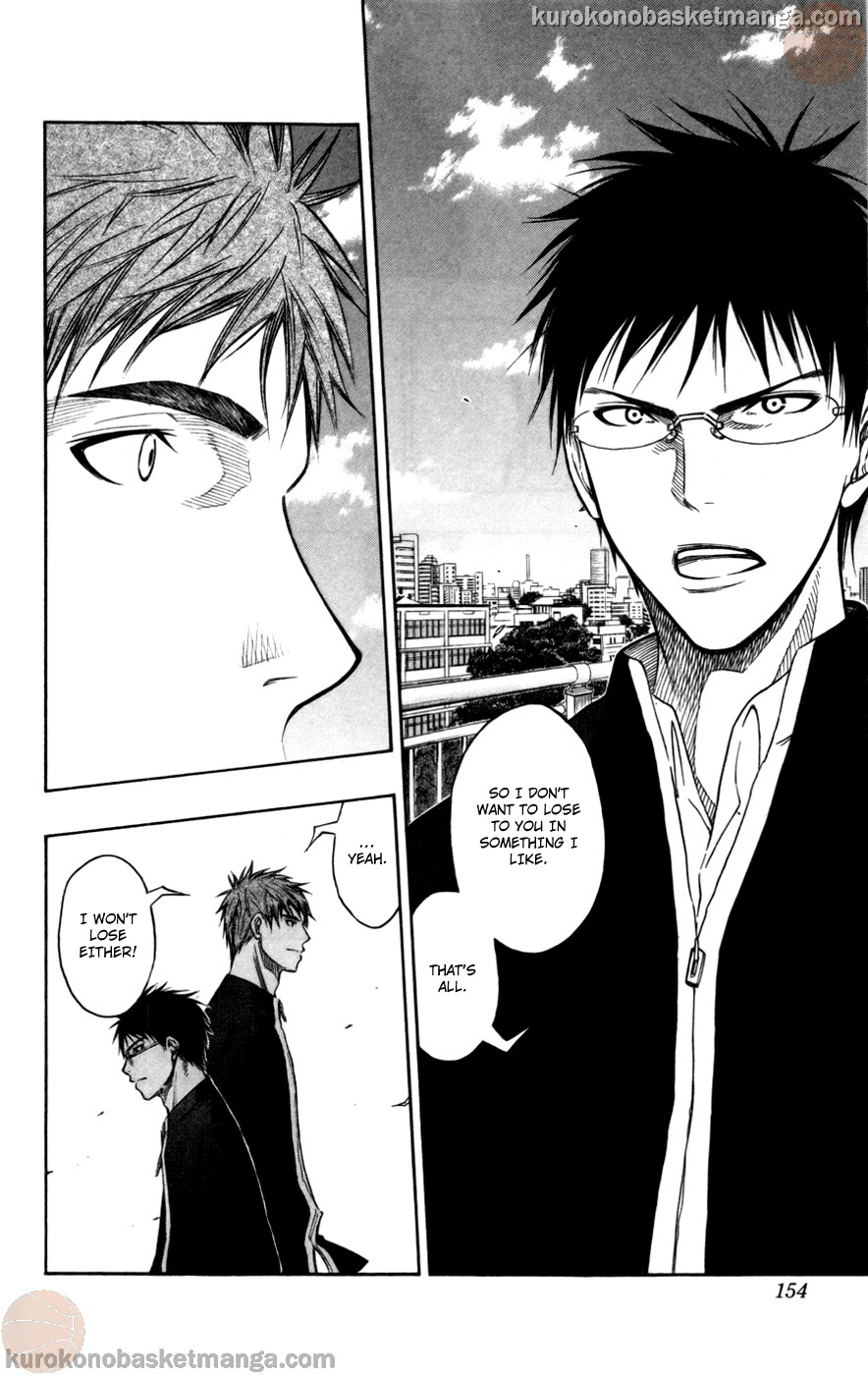 Kuroko no Basket Manga Chapter 97 - Image 08