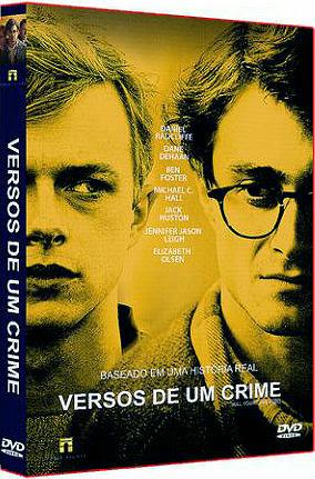Filme Poster Versos de Um Crime DVDRip XviD Dual Audio & RMVB Dublado