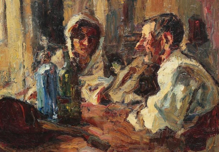 Rudolf Schweitzer-Cumpăna - De vorbă