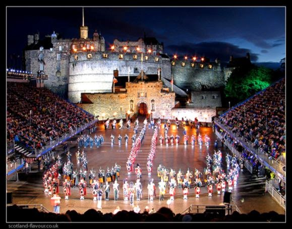 Edinburgh Military Tattoo Package