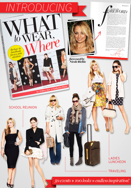 05666632ed8a Fashion Blog  Book Review  WHAT to WEAR