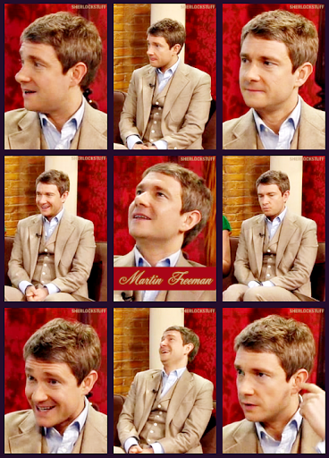 Martin Freeman Boy Meets Girl