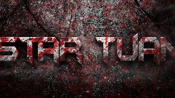 PSD Hiệu ứng chữ Undead 3D