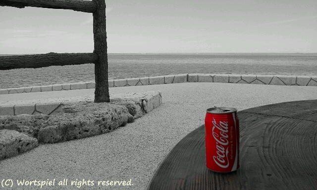 海とコーラ