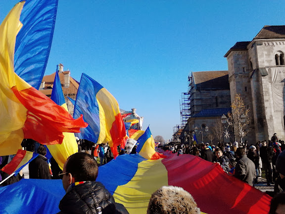 Alba Iulia de 1 decembrie 2013 #2