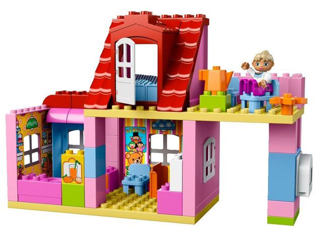 レゴ デュプロ プレイハウス 10505