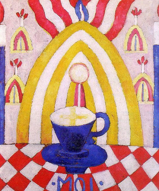 Marsden Hartley - One Portrait of One Woman