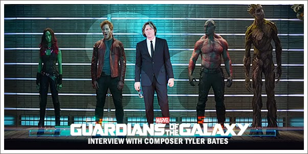 Soundcast Interview:  Tyler Bates (Guardians of the Galaxy)