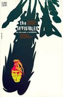 """Capa de """"Os invisíveis"""""""