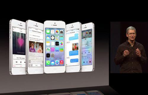 Apple thay diện mạo cho hệ điều hành iOS 2