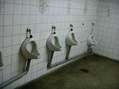クラクフ駅のトイレ