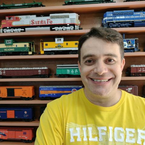 Leandro B. Garcia