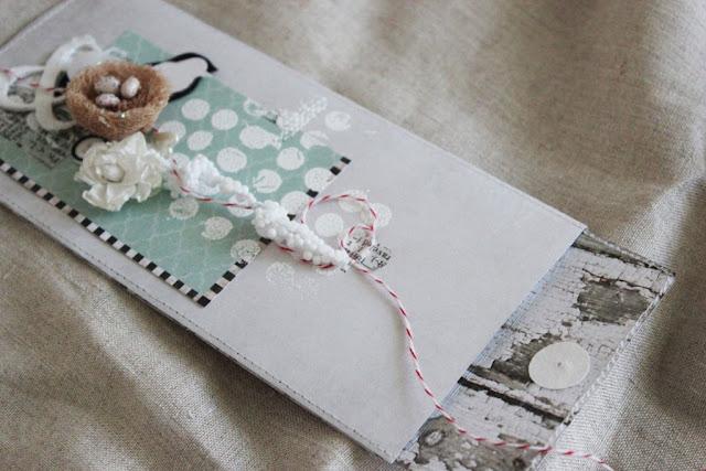 Конверт для денег в подарок