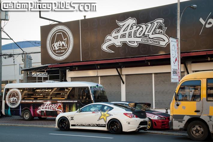 Atoy Customs Genesis Amuse Custom Pinoy Rides pic4