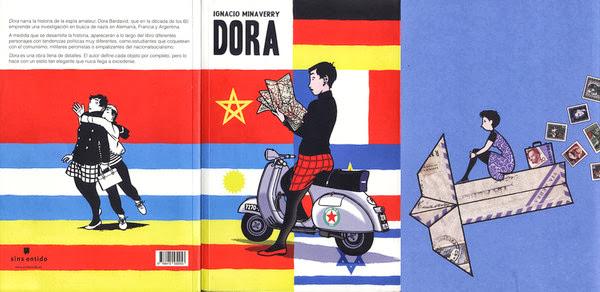 Dora - Ignacio Minaverry [C�mic][Espa�ol]