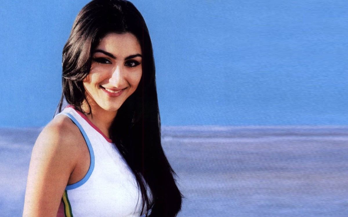 Soha Ali Khan Wallpaper 2