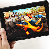 Amazon Kindle Fire HD (2013) @ Lampung Bridge