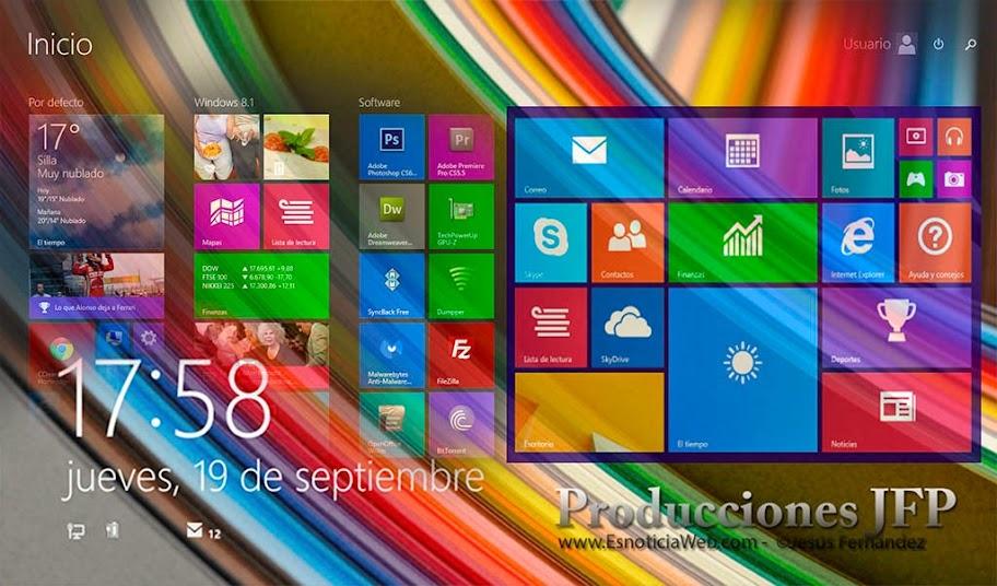 Windows 8.1 Utilidades, Trucos y Atajos