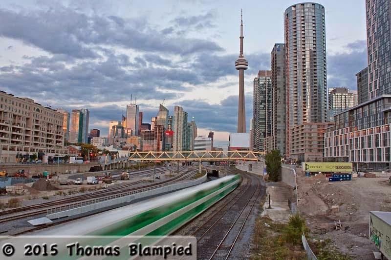 Bathurst St. Bridge, Toronto.