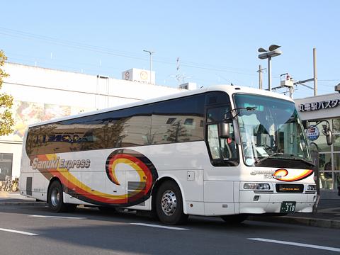 四国高速バス「さぬきエクスプレス神戸大阪号」 ・310