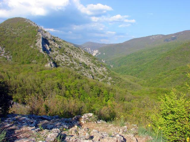 Что посмотреть в Крыму? Каменный поворот