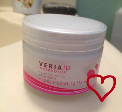 Veria ID Innerdosha Soak it Up Highly Hydrating Mask