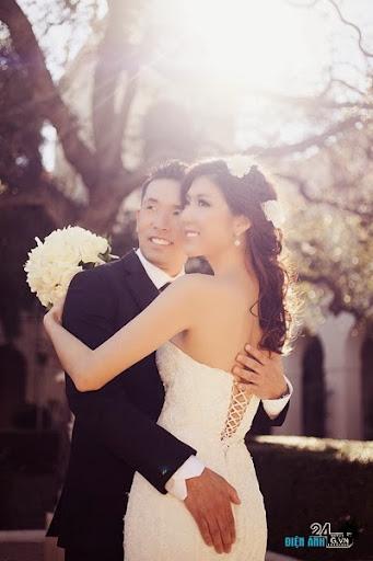 Ảnh cưới của siêu mẫu Ngọc Quyên - 2 Ảnh cưới của siêu mẫu Ngọc Quyên