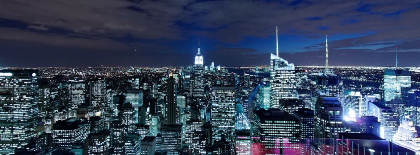 Lower manhattan nyc facebook cover