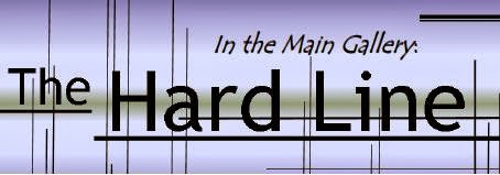 The Hard Line: A Juried Art Exhibition, Exhibition Dates: October 25 – December 5, 2013.