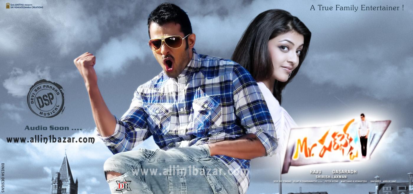 Telugu Movies: Prabhas Mr.Perfect Movie Wallpapers