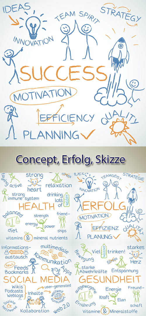 Stock: Concept, Erfolg, Skizze