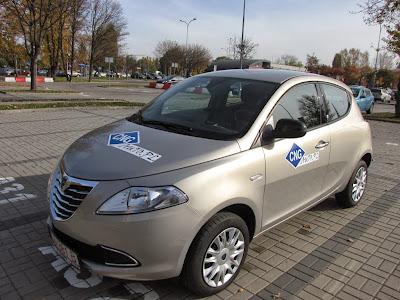 Lancia Ypsilon EcoChic. Elegancja, dynamika i ekonomia - ideał do miasta!