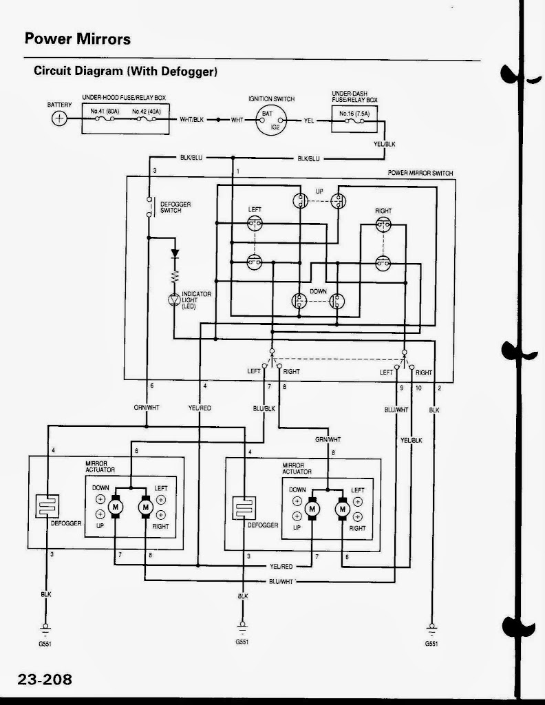 99 honda civic ke switch wiring diagram  honda  auto parts