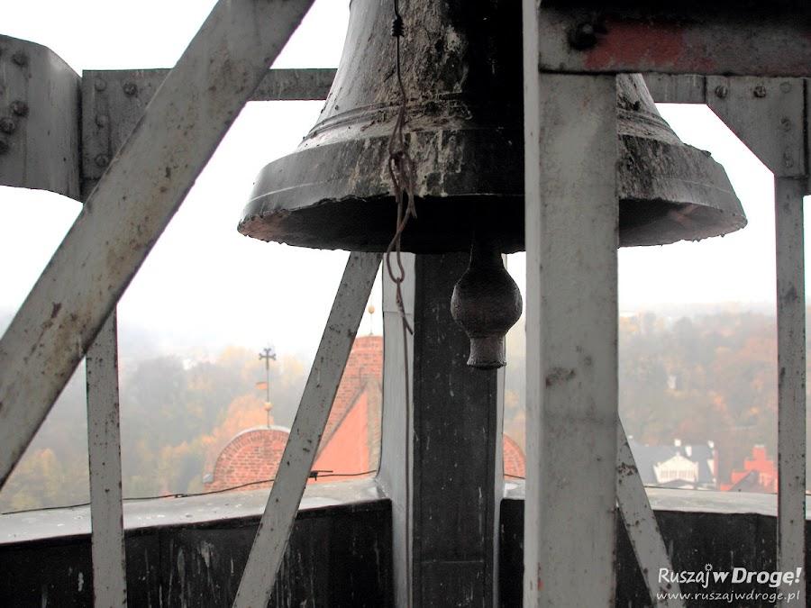 Poddasze Katedry Pelplin - Dzwonnica