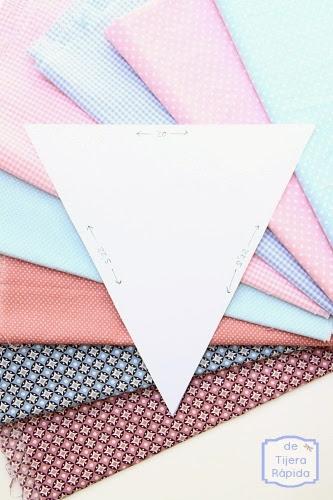 Tutorial guirnalda banderines