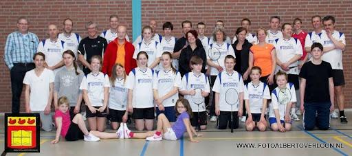 20 Jarig bestaan Badminton de Raaymeppers overloon 14-04-2013 (84).JPG