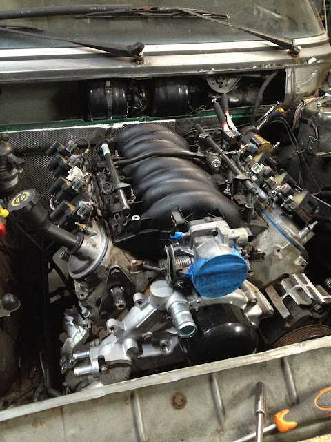 Ls1 Vs Ls6 Intake And More Classic Daily