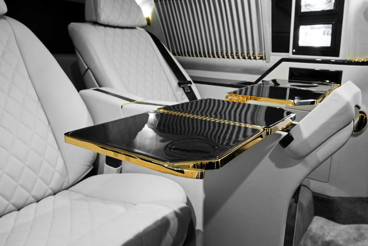 Cadillac Escalade ESV 2016 b?n Sky Captain Piano