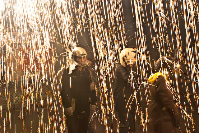 Beehive Fireworks Festival: Taiwan's Most Dangerous Event