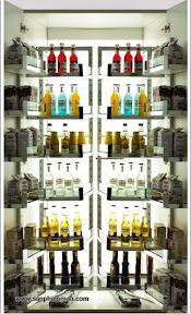 Tủ chuyên dùng để để các loại đồ khô đặt trong khu vực phòng bếp